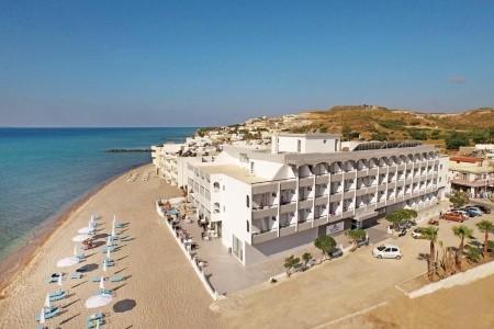 Valynakis-Beach, Řecko, Kos