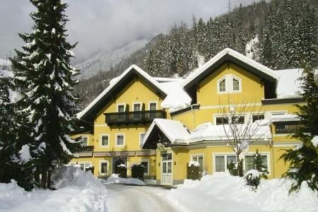 Flattach, Hotel Fraganter Wirt*** - Zima