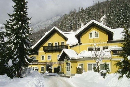 Flattach, Hotel Fraganter Wirt*** - Zima - v květnu