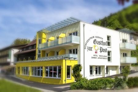 Hotel Gasthof Zur Post - pobytové zájezdy