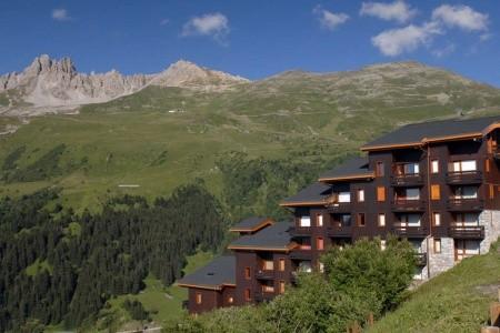 Residence Odalys Le Hameau De Mottaret - 2020