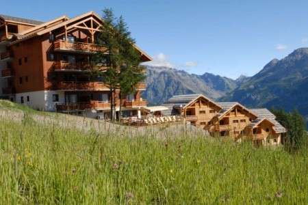 Chalet Dame Blanche - slevy