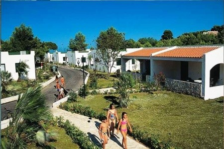 Villaggio San Lorenzo - letní dovolená