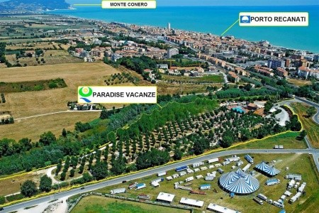 Paradise Village Camping - Marche  - Itálie