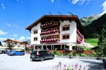 Alpenhof Polopenze