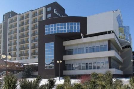 Hotel Satel - v prosinci