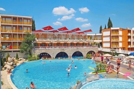 Hotel Nessebar Beach, Bulharsko, Slunečné Pobřeží