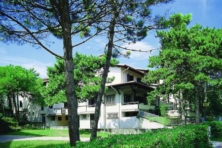 Villa Cicale - ubytování v soukromí