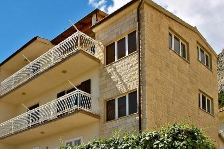 Apartmány Iko, Chorvatsko, Omiš