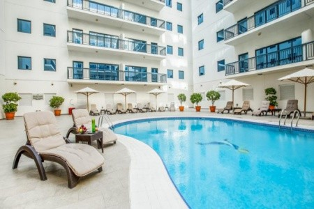 Golden Sands Hotel Apartments 5