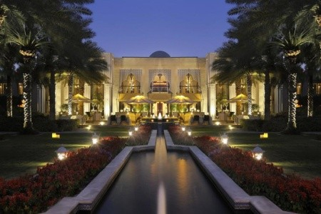 The Palace - One & Only Royal Mirage - v dubnu