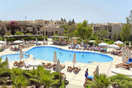 Three Corners Rihana Inn - Egypt v únoru