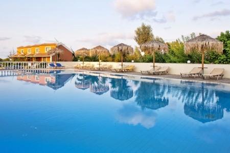 Ionian Park Hotel, Řecko, Korfu