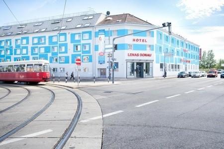 Hotel Lenas Donau Vídeň - hotely