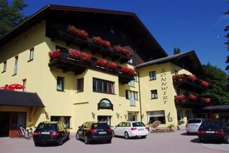 Hotel Sonnwirt Snídaně