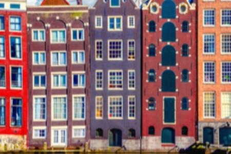 Chystáte se poprvé do Amsterdamu?