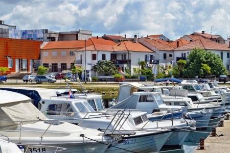 Chorvatsko - Biograd Na Moru / Apartments Desa / A2 One Bedroom