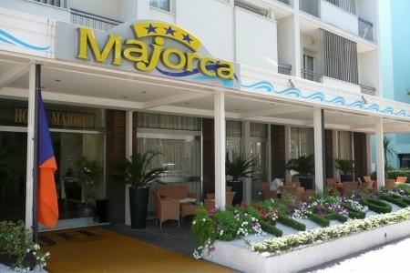 Hotel Majorca - snídaně
