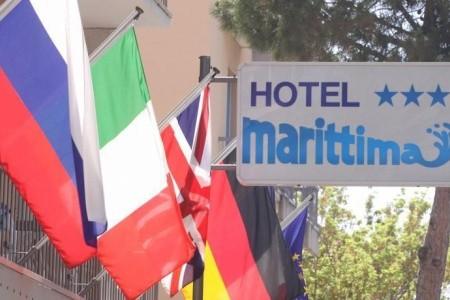 Hotel Marittima - P Snídaně