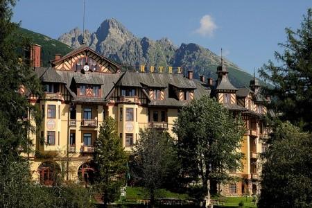 Hotel Grandhotel Starý Smokovec, Starý Smokovec