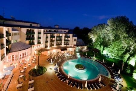 Hotel Hotel Lotus Therme Hotel & Spa, Hevíz Polopenze