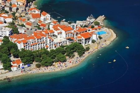 Hotel Hotel Sensimar Makarska, Igrane Chorvatsko Makarská riviéra last minute, dovolená, zájezdy 2017