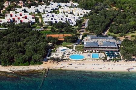 Hotel Bungalovy (Pokoje) Resort Amarin, Rovinj, Chorvatsko, Rovinj