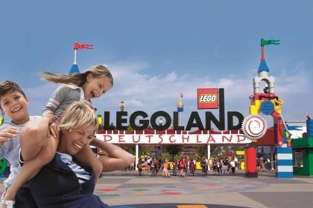 Legoland a Delfíní laguna, Best Western Schlosshot - Norimberk - Německo