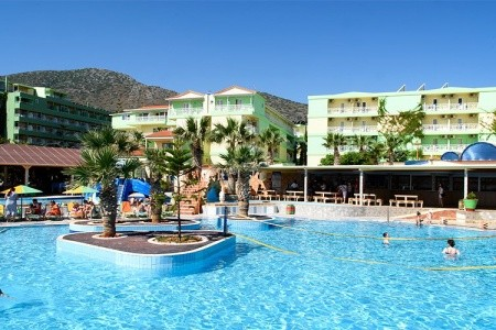 Hotel Eri Beach & Village, Řecko, Kréta