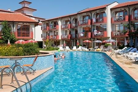 Hotel Complex Sunrise Club, Bulharsko, Slunečné Pobřeží