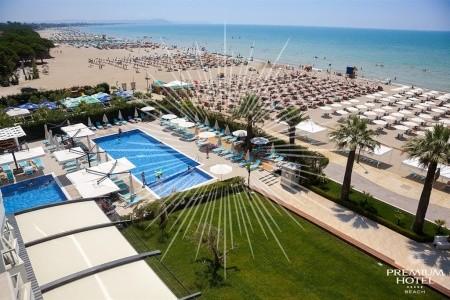 Premium Hotel Beach Snídaně