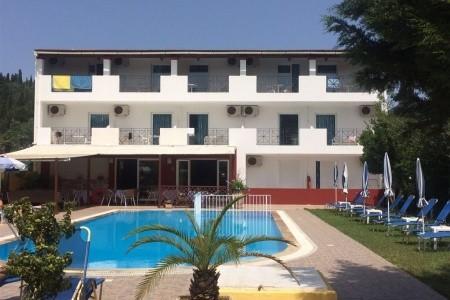 Dimitra Hotel, Řecko, Korfu