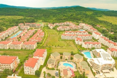 Aparthotel Green Life Beach Resort - apartmány