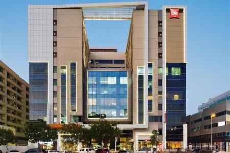 Spojené arabské emiráty - Dubai / Ibis Al Rigga Hotel