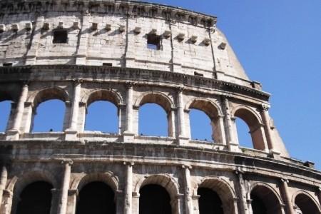 Rím s pobytom pri mori Snídaně