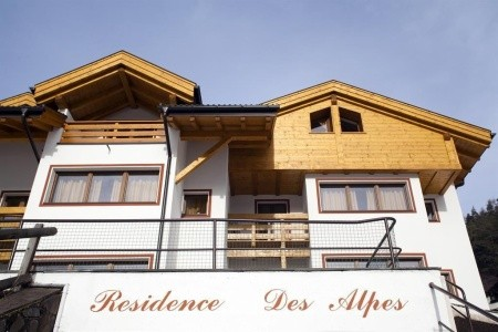 Rezidence Des Alpes *** Itálie Val di Fiemme/Obereggen last minute, dovolená, zájezdy 2018