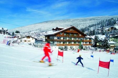 Hotel Sporthotel Hell - Ortisei - v březnu
