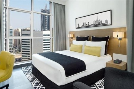 Spojené arabské emiráty - Dubai / Tryp By Wyndham Dubai