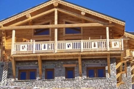 Chalet Odalys Leslie Alpen - alpy