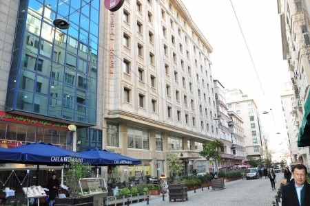 Turecko - Istanbul / Hotel Crystal