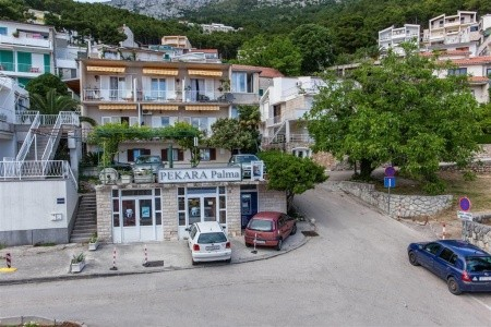 Chorvatsko - Makarska / Apartments Kule