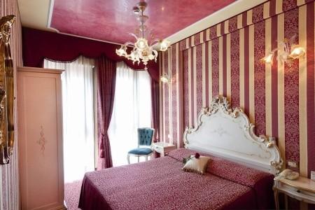 Hotel Belle Arti - Itálie  v říjnu - dovolená