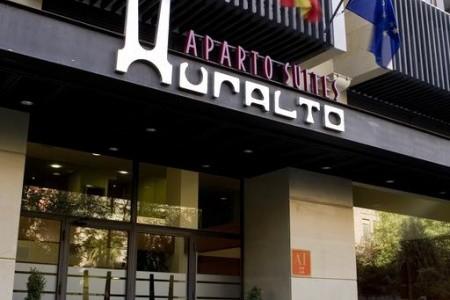 Hotel Aparto Suites Muralto - Apartmány