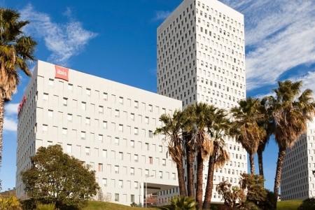 Hotel Ibis Santa Coloma - v lednu