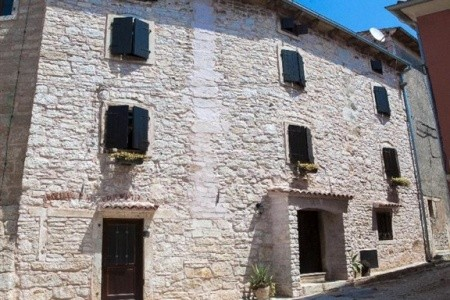 Chorvatsko - Istrie / Apartment Girasole / Two Bedrooms