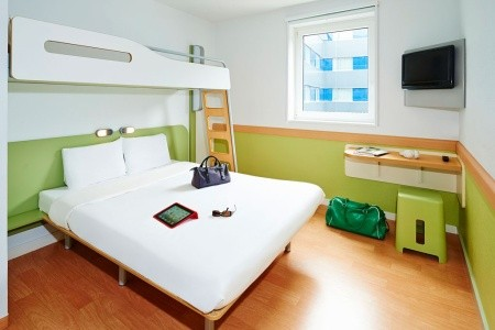 Hotel Ibis Budget Porte De Bagnolet - zájezdy
