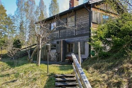 Švédsko - Stockholm / Blidö