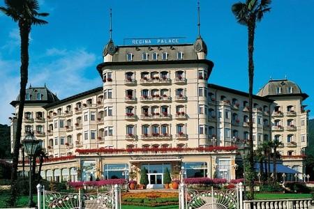 Hotel Regina Palace Polopenze