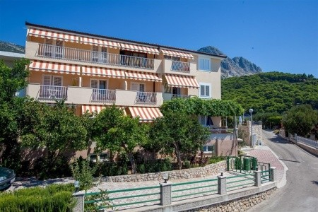 Chorvatsko - Podgora / Apartments Nives
