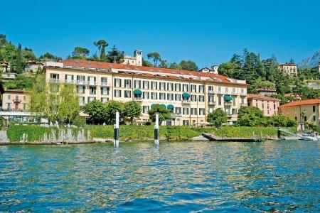 Grand Hotel Menaggio Snídaně